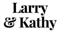 Larry and Kathy